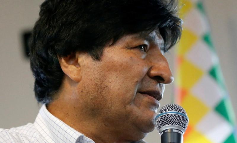 Bolivia Congress rubber stamps November resignation of Evo Morales