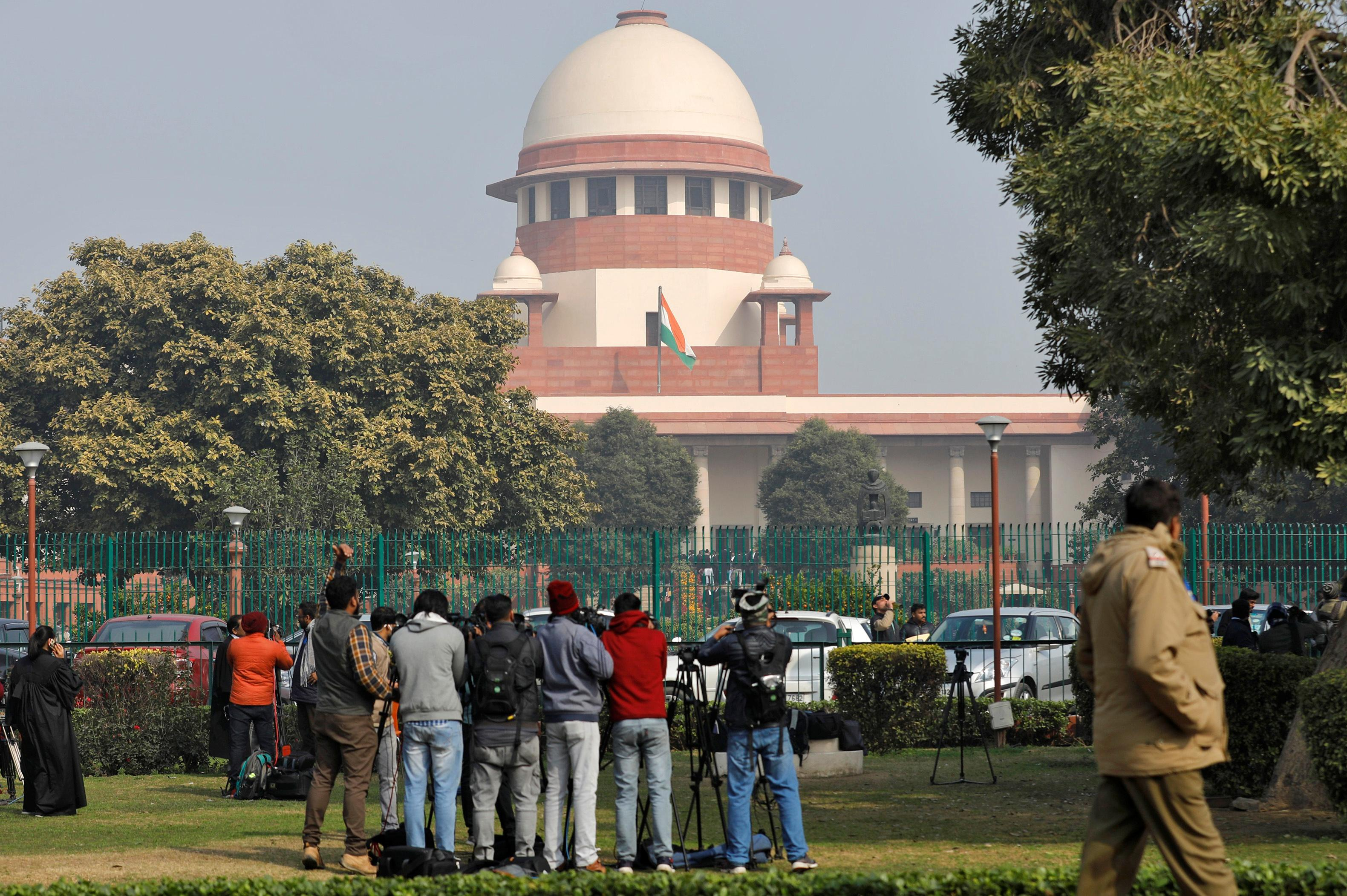 India's top court gives government more time to explain divisive...