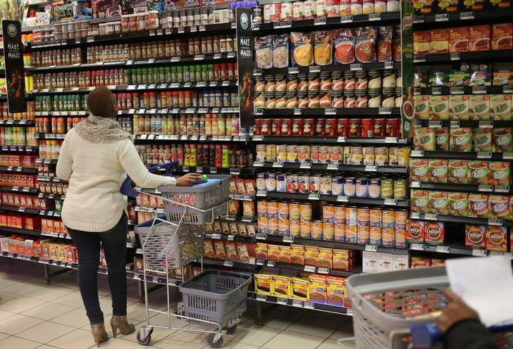South Africa annual consumer inflation rises to 4% y/y in December
