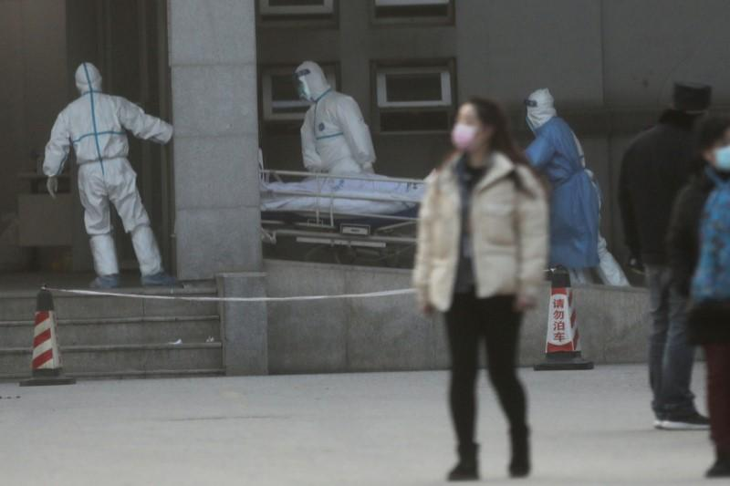 Death toll from virus outbreak in China's Hubei reaches 17: state TV