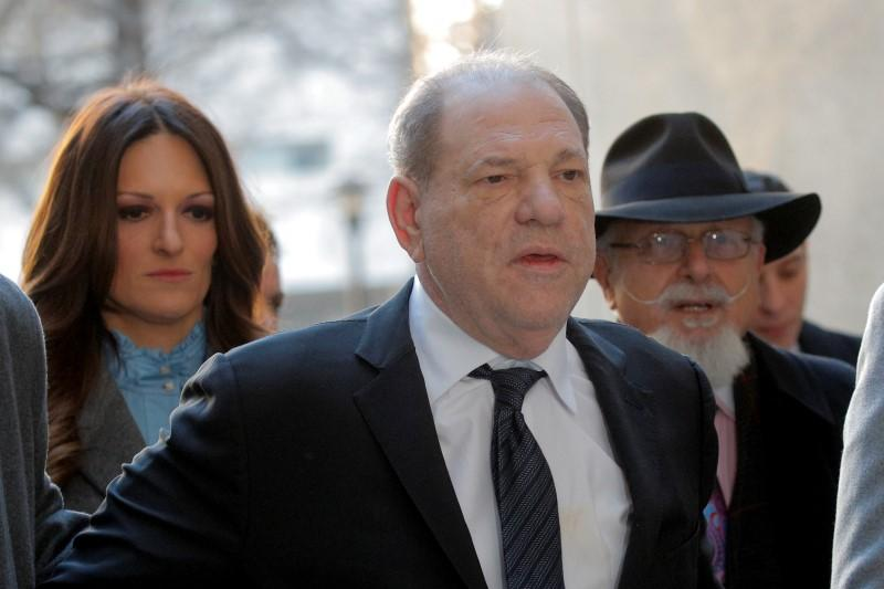 Weinstein rape trial opens with clashing portrayals of ex-Hollywood...