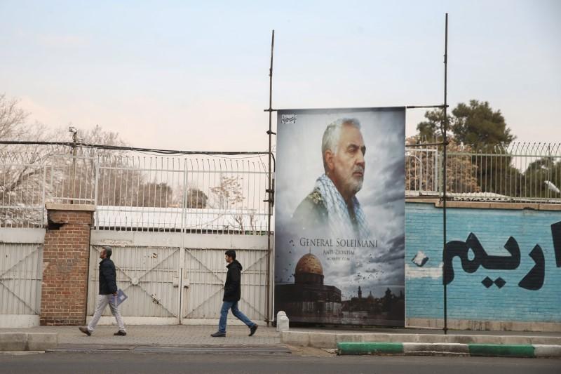 Soleimani killing adds dangerous new dimension to Iraq unrest