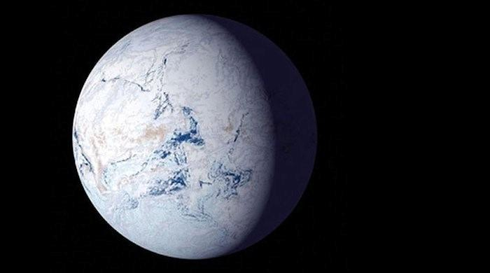 Did asteroid that hit Australia help thaw ancient 'snowball Earth'?