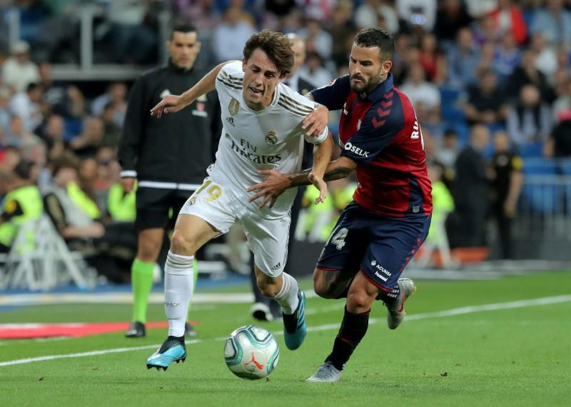 New signing Odriozola could make Bayern debut against Schalke - Flick
