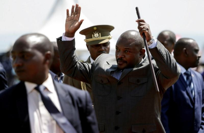 Burundi lawmakers to make president 'Supreme Guide' ahead of elections