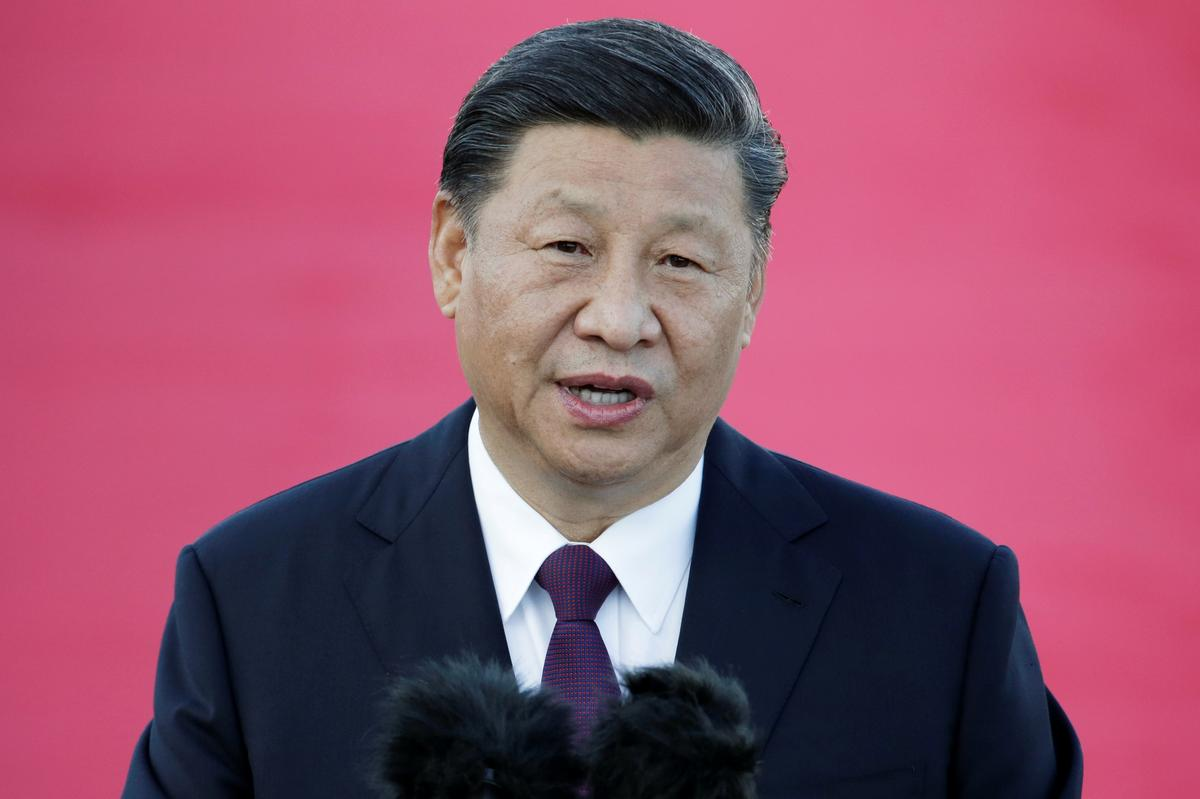 China's President Xi holds politburo meeting on curbing virus outbreak
