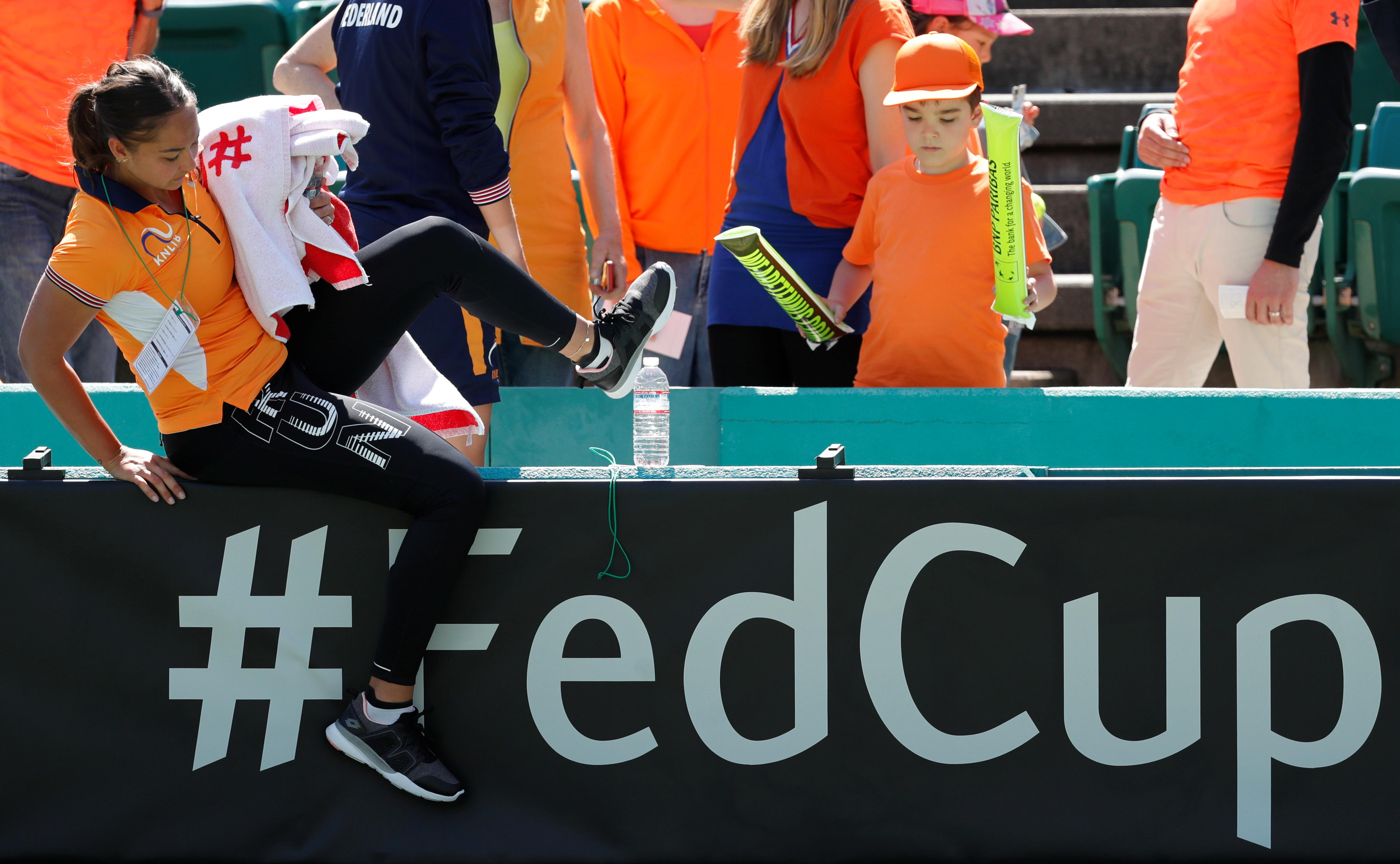 Fed Cup group moved out of China over coronavirus fears