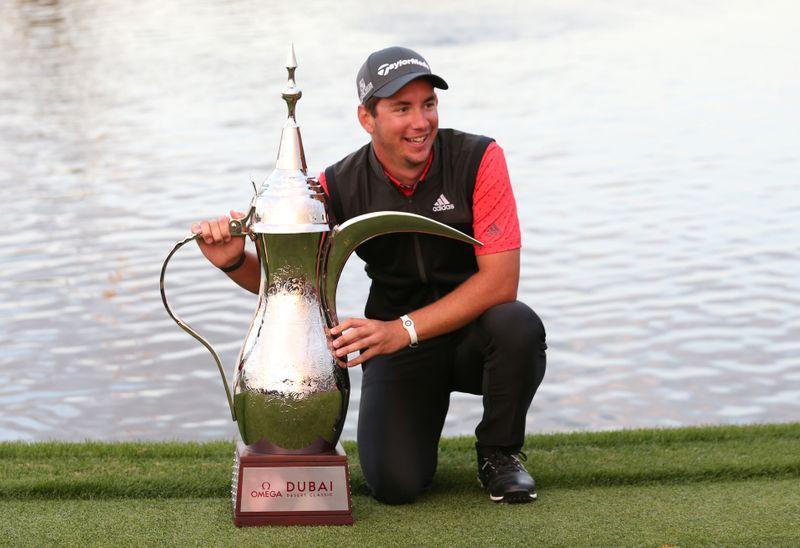 Herbert celebrates Australia Day with maiden title in Dubai