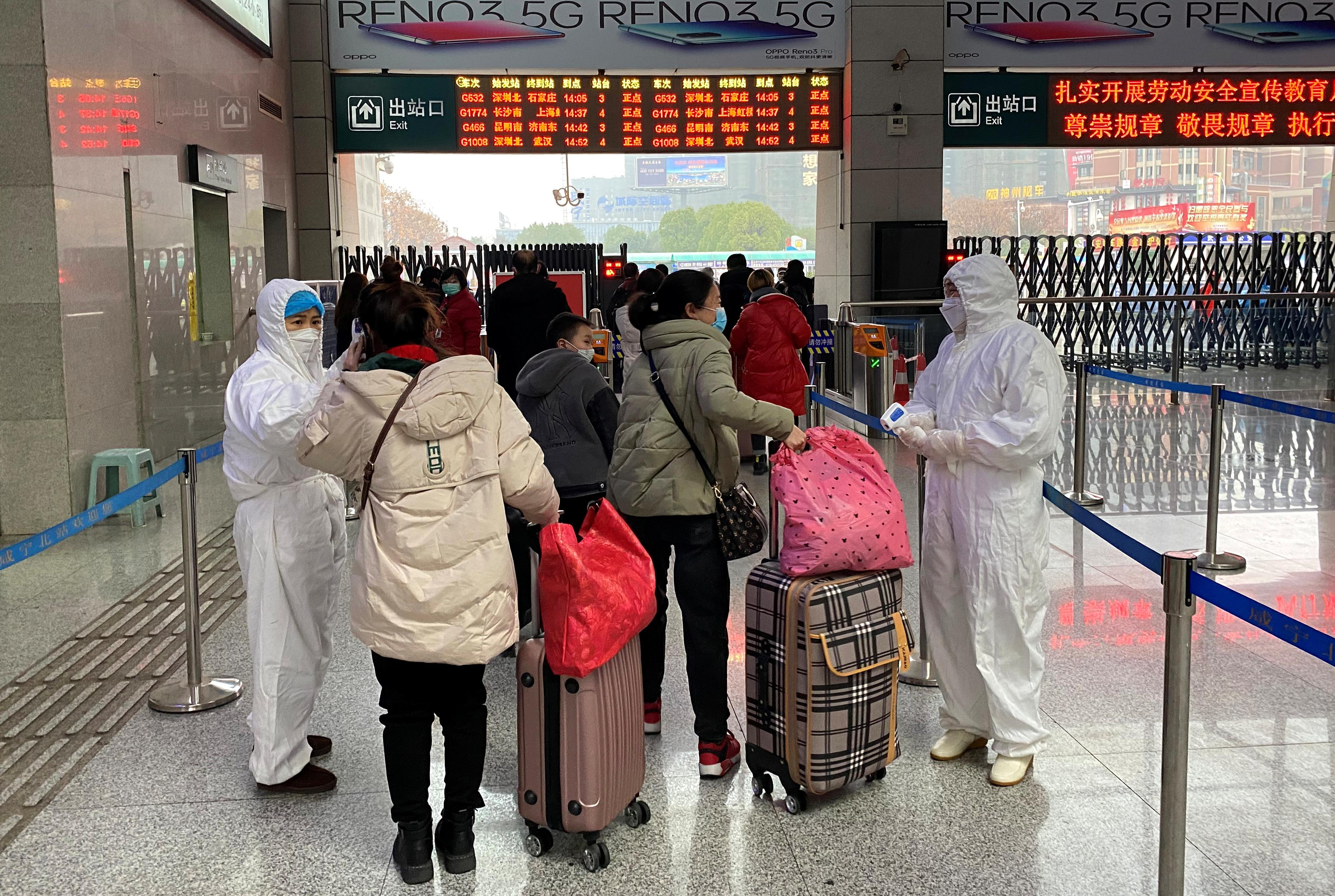 France to evacuate citizens from Wuhan by air