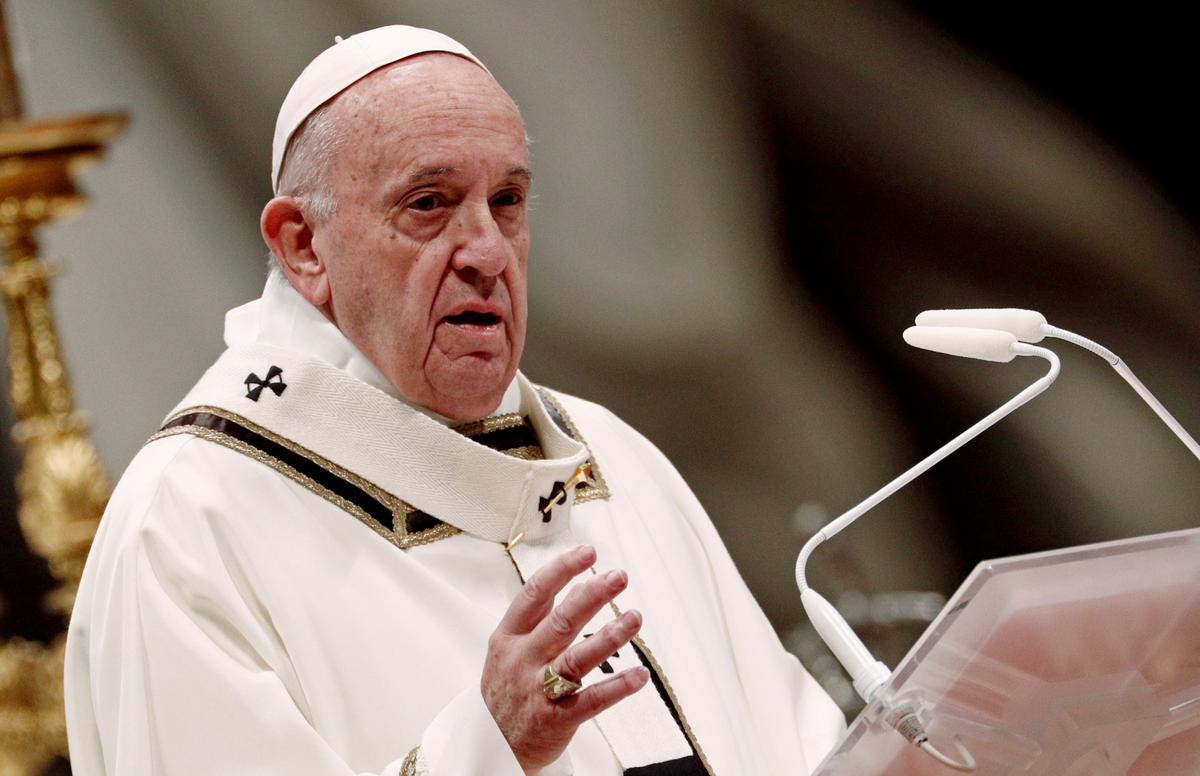 Pope asks Catholics to say 'Never Again' to the Holocaust