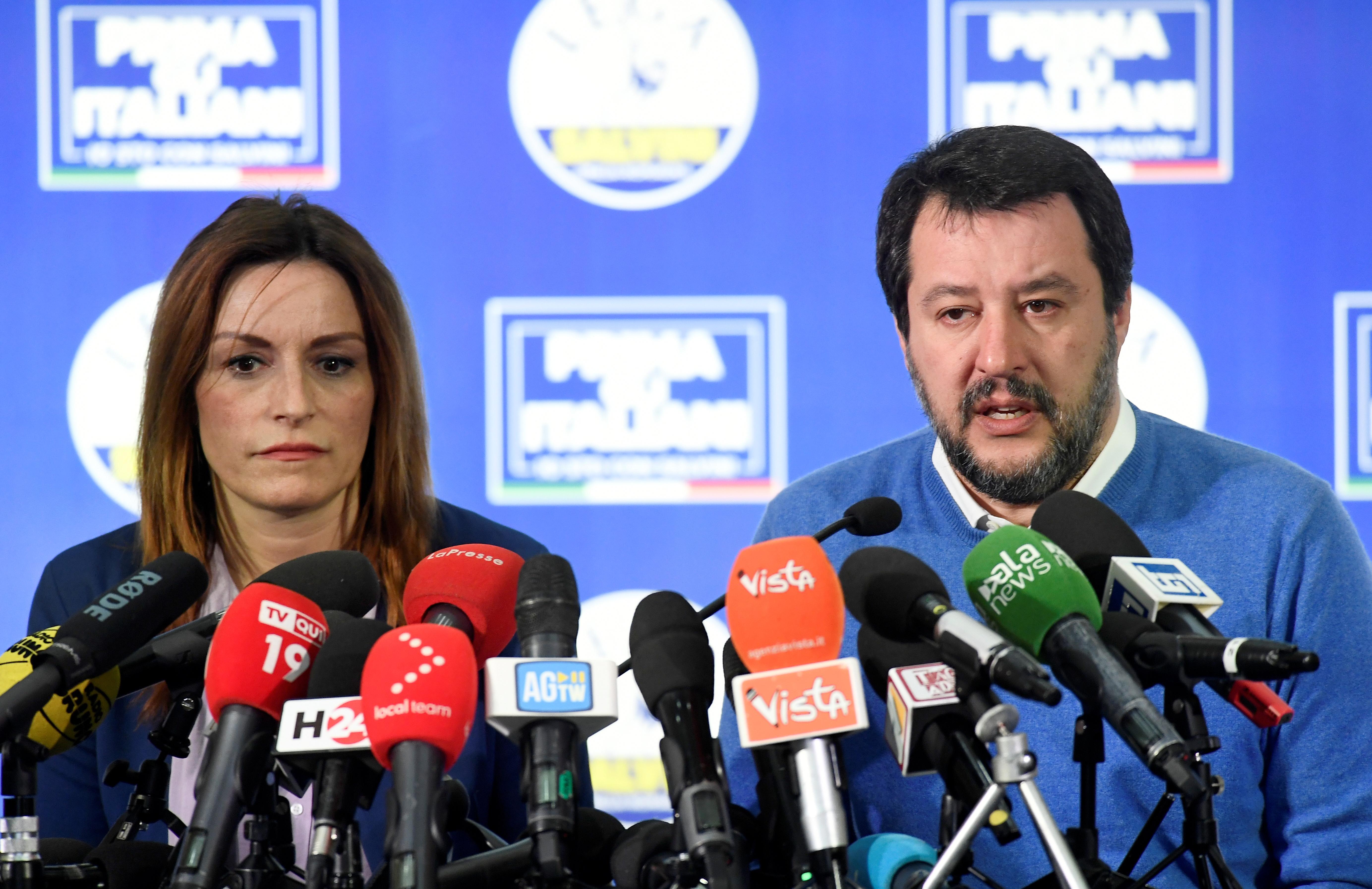 L'Italien Salvini perd un vote régional clé, pour soulager le gouvernement