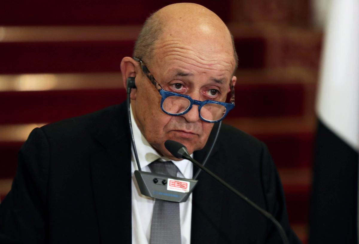 France hopes U.S. will have 'good sense' to not withdraw support in Sahel