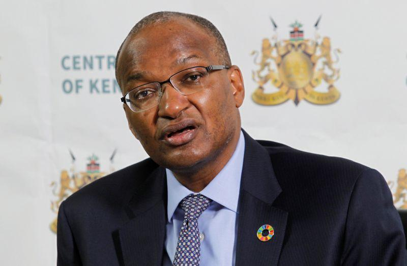 Kenyan central bank cuts key lending rate to 8.25%