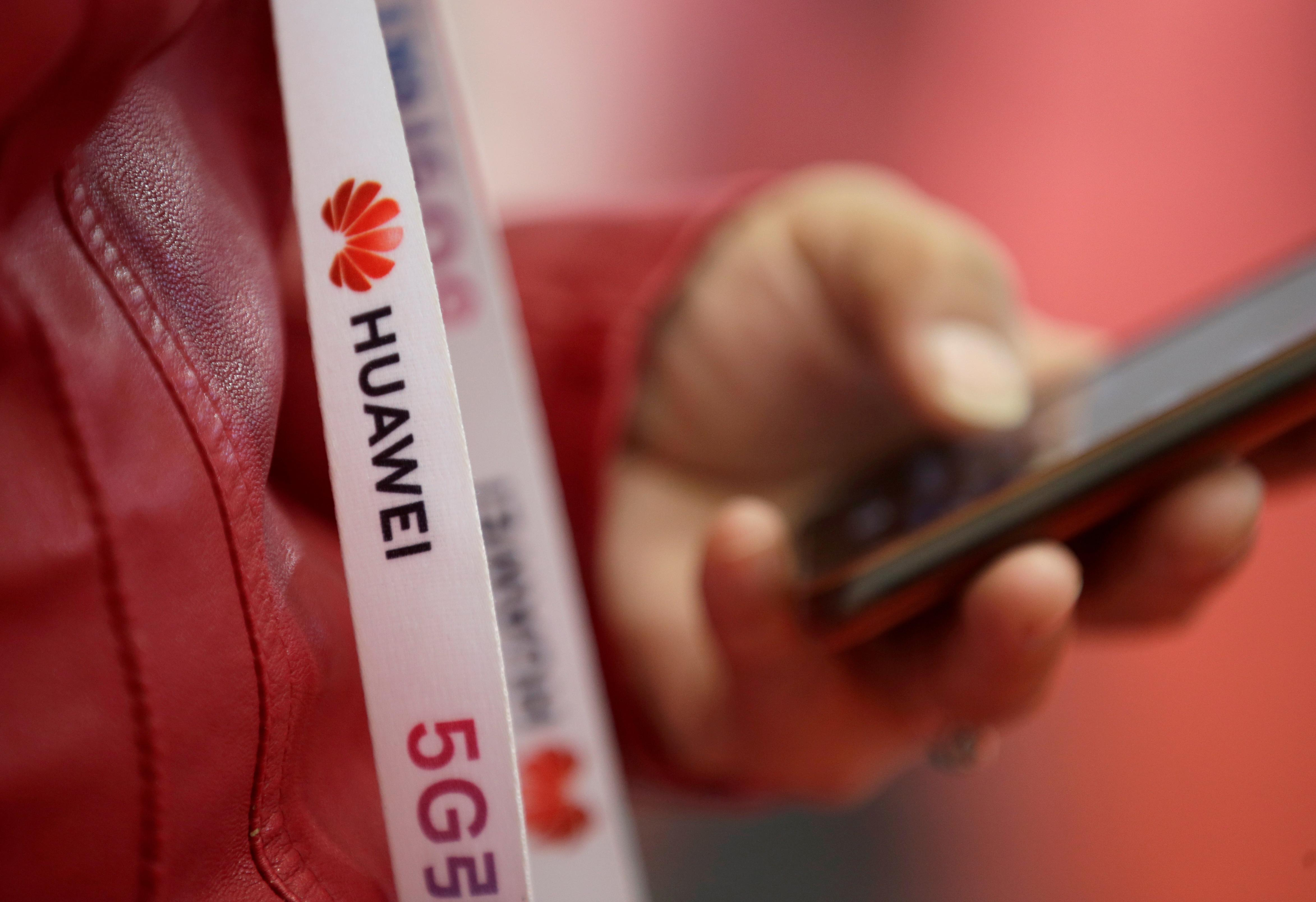 Britain's Johnson on Huawei: We want 5G but without hurting security