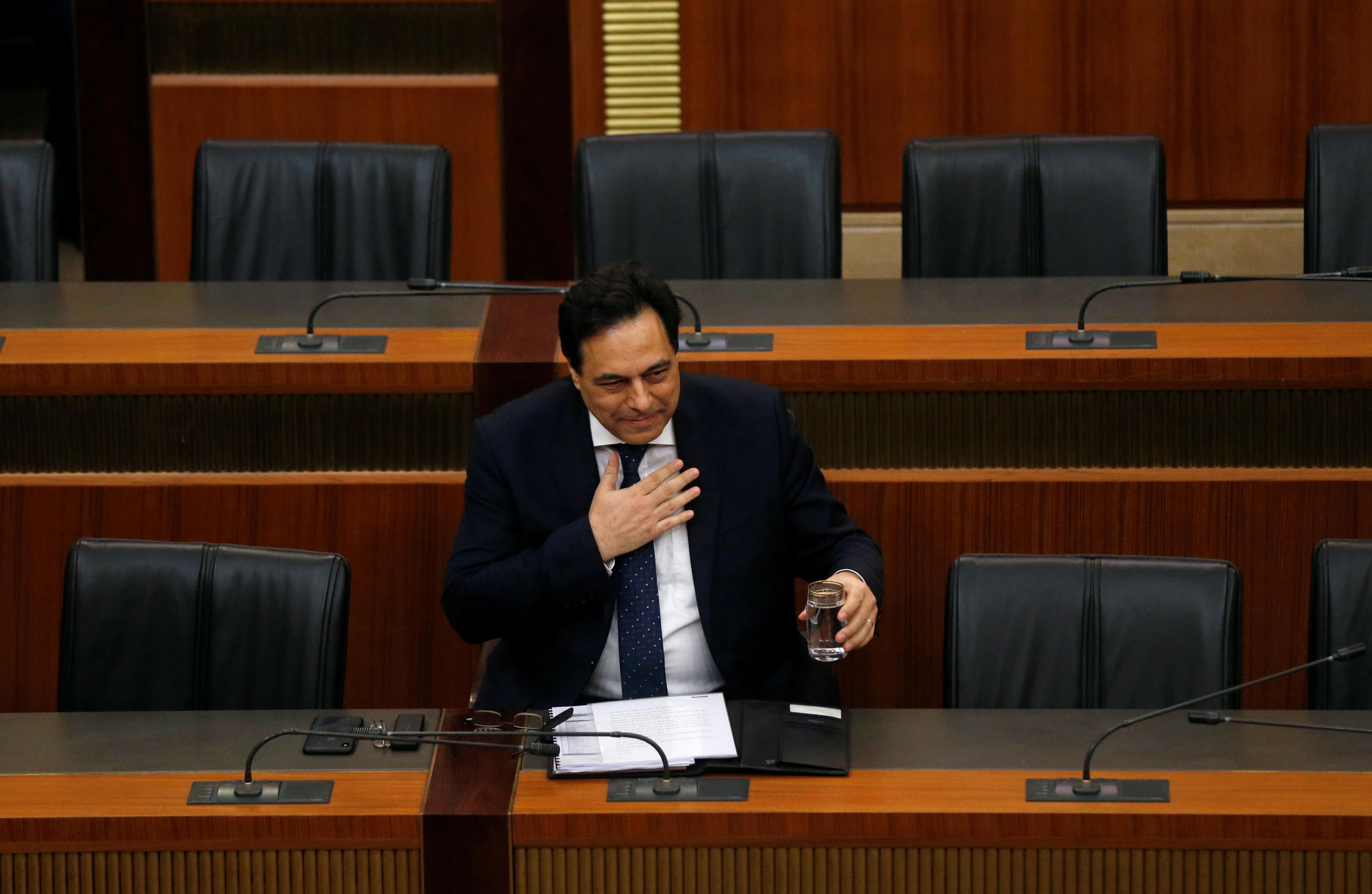 Wary of Iran, Gulf Arab states seen shrugging off new Lebanese...