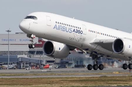 Airbus agrees to settle corruption probes with U.S., France, UK