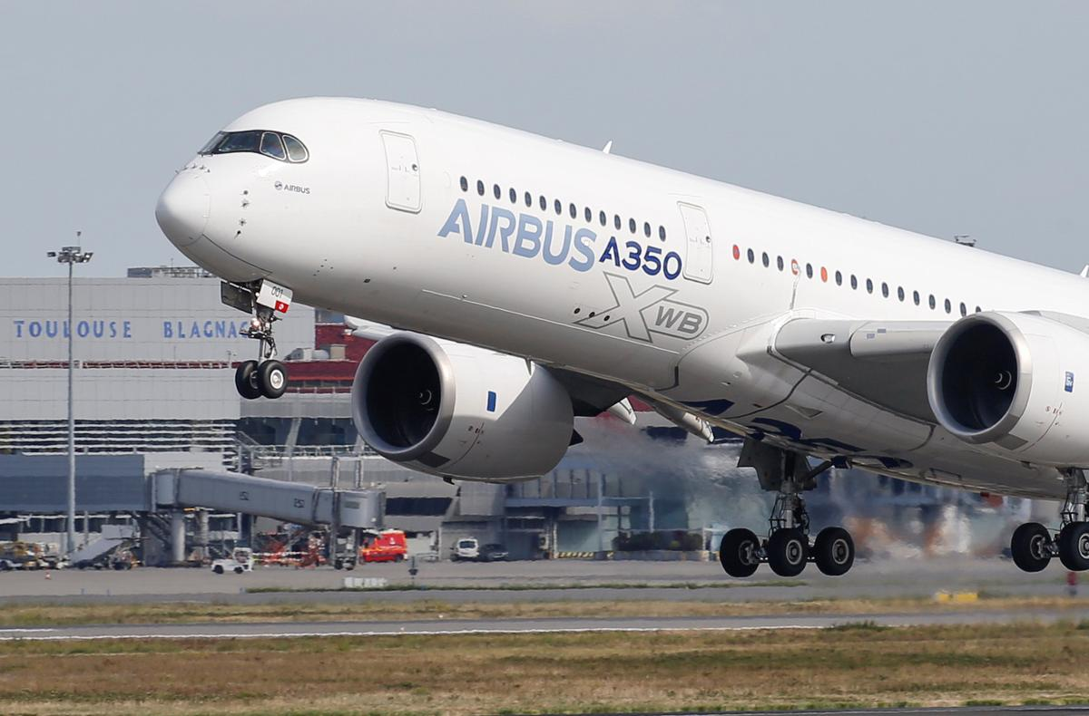 Airbus agrees to settle corruption probes with U.S.,...