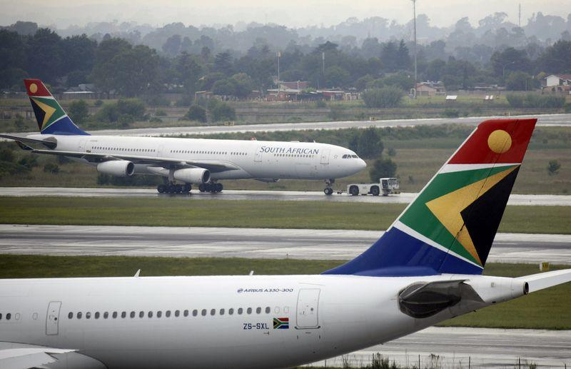 South African Airways gets 3.5 bln rand emergency funding from state-owned bank