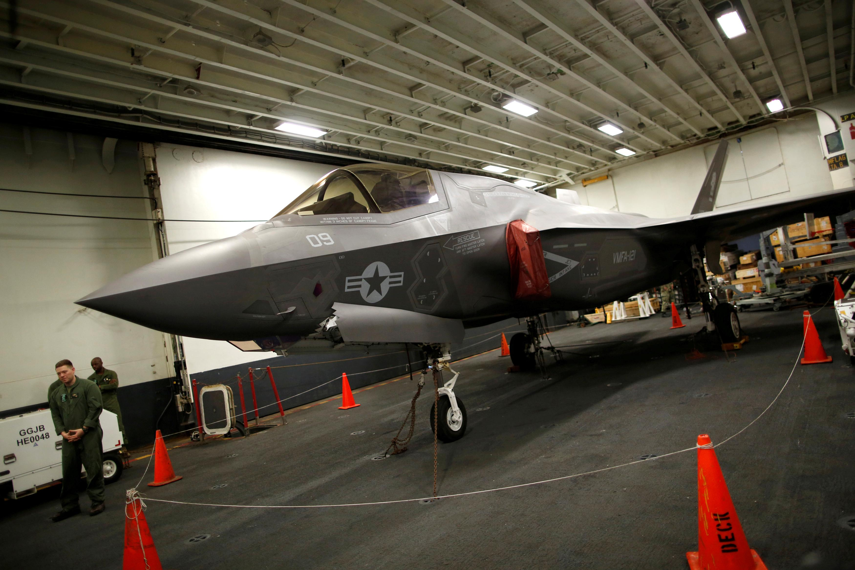 Lockheed Martin beats estimates, raises sales forecast on higher...