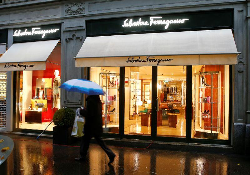 Italy's Ferragamo returns to sales growth in 2019