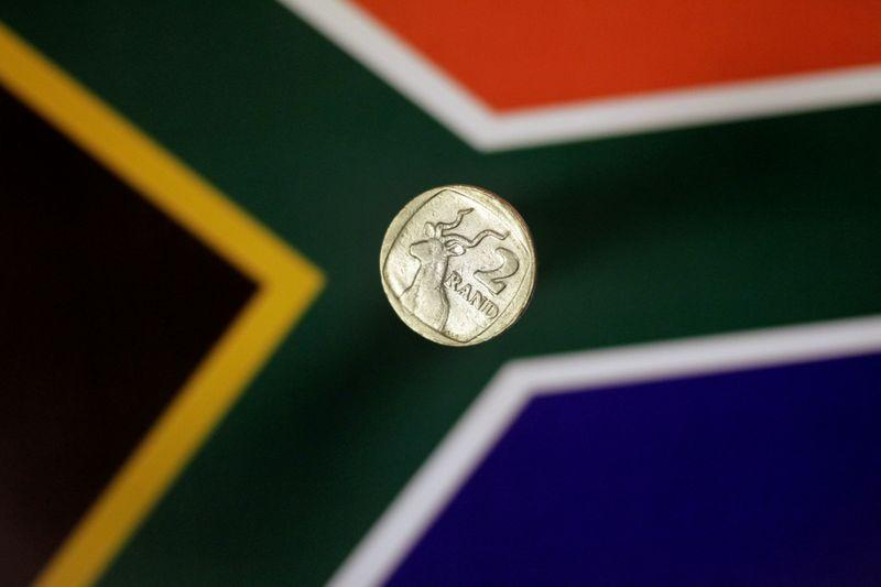 S.Africa's rand steady as investors assess virus fallouts