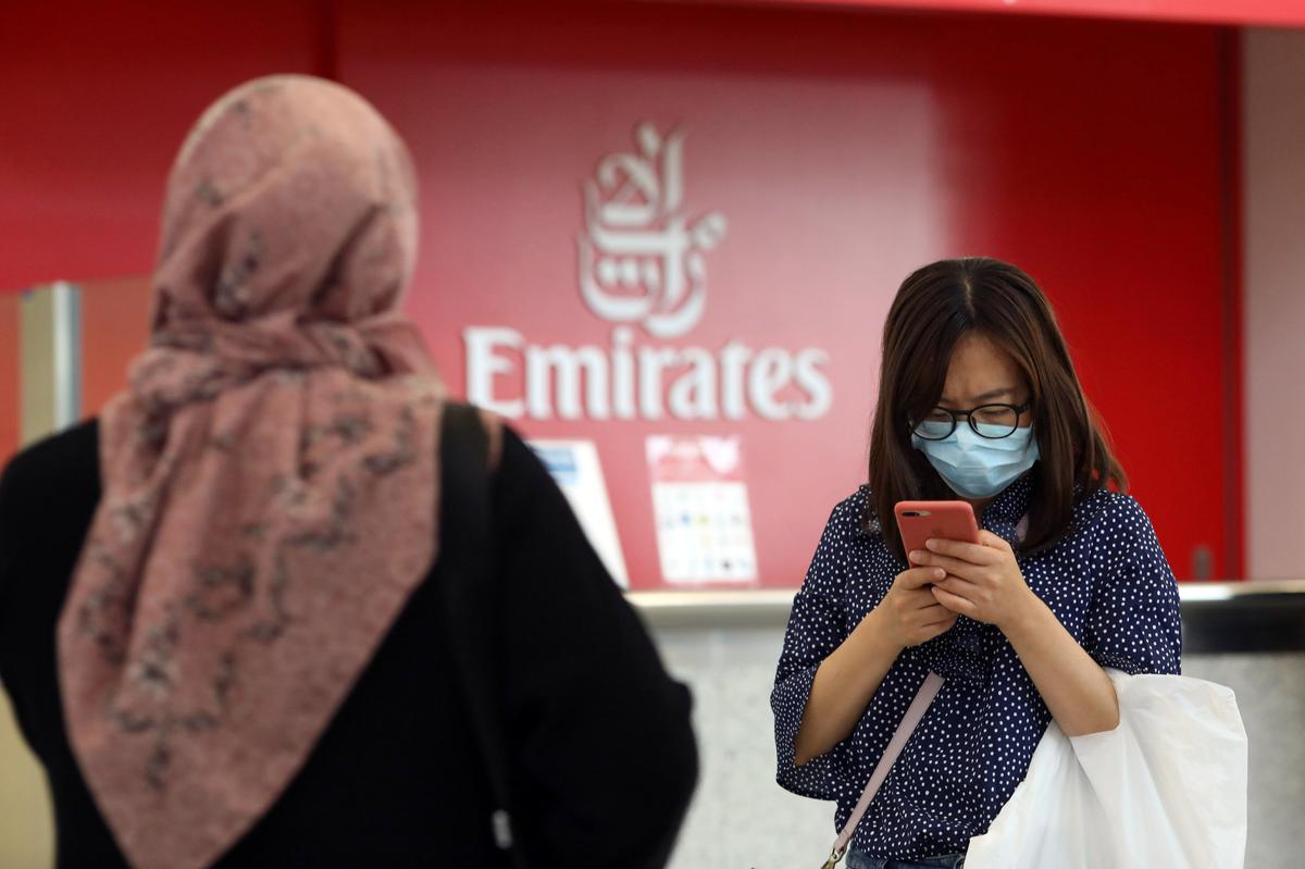 Chinese family in UAE diagnosed as first cases of new virus in Middle East