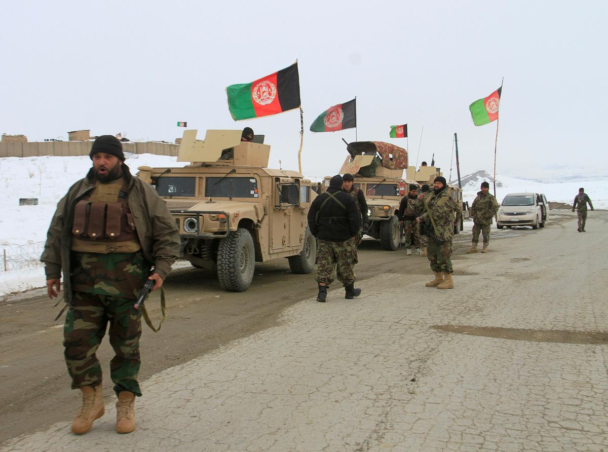 Taliban kill at least 29 Afghan security personnel in renewed clashes