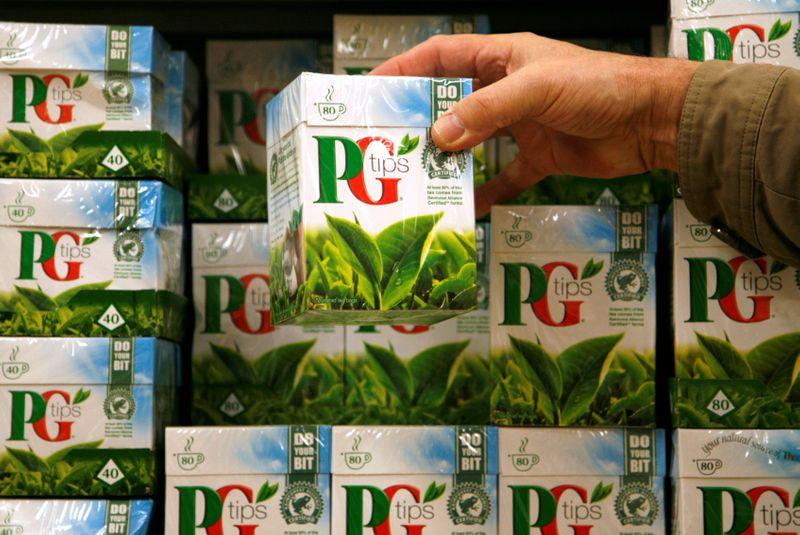 Unilever stirs the pot with review of global tea business