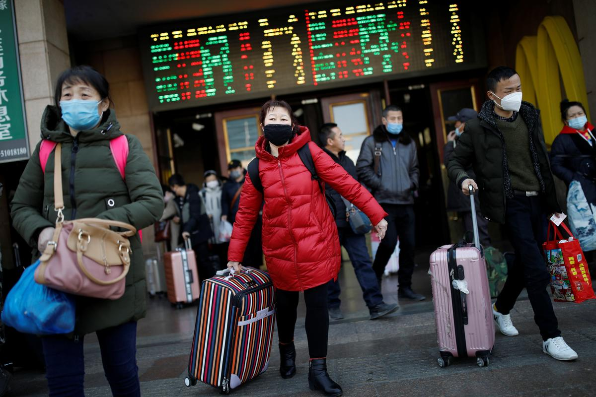 Anti-China sentiment spreads along with coronavirus