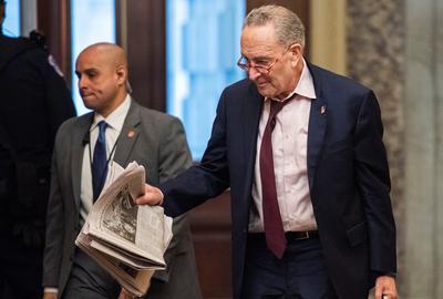 Inside Trump's Senate impeachment trial