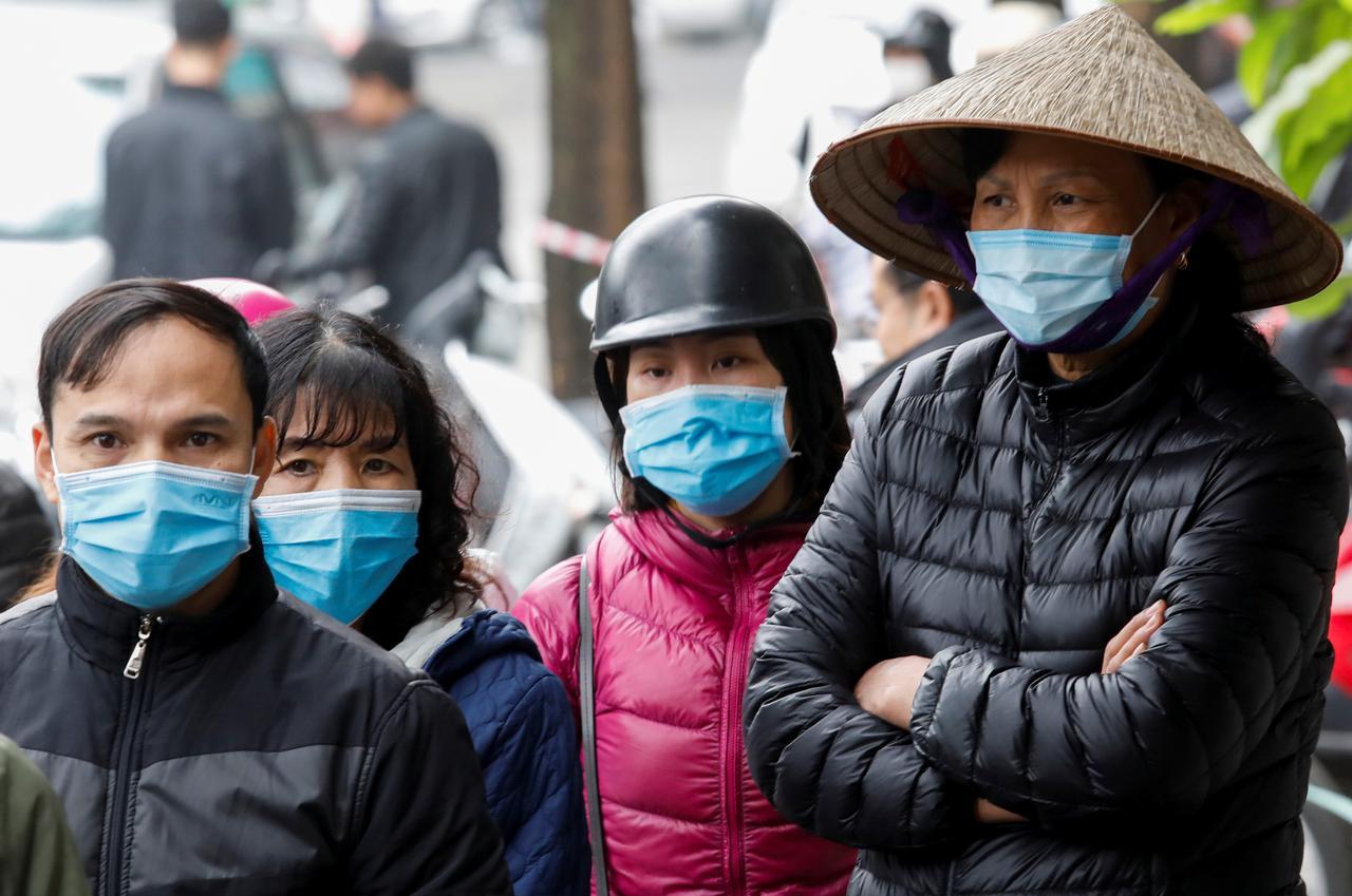 Vietnam total confirmed coronavirus cases rise to 12 - Reuters