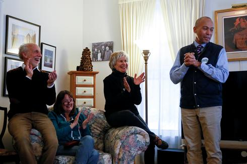 New Hampshire house parties essential stop on the campaign trail