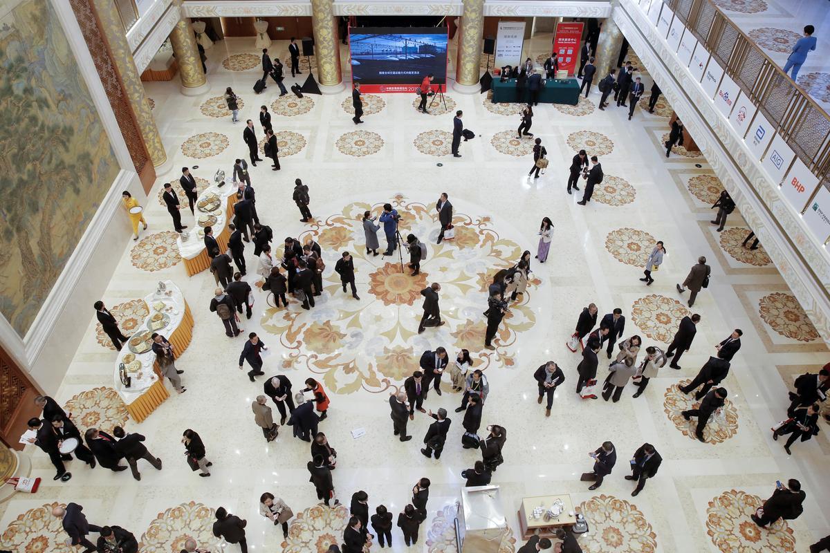 Factbox: Coronavirus hits trade fairs, conferences