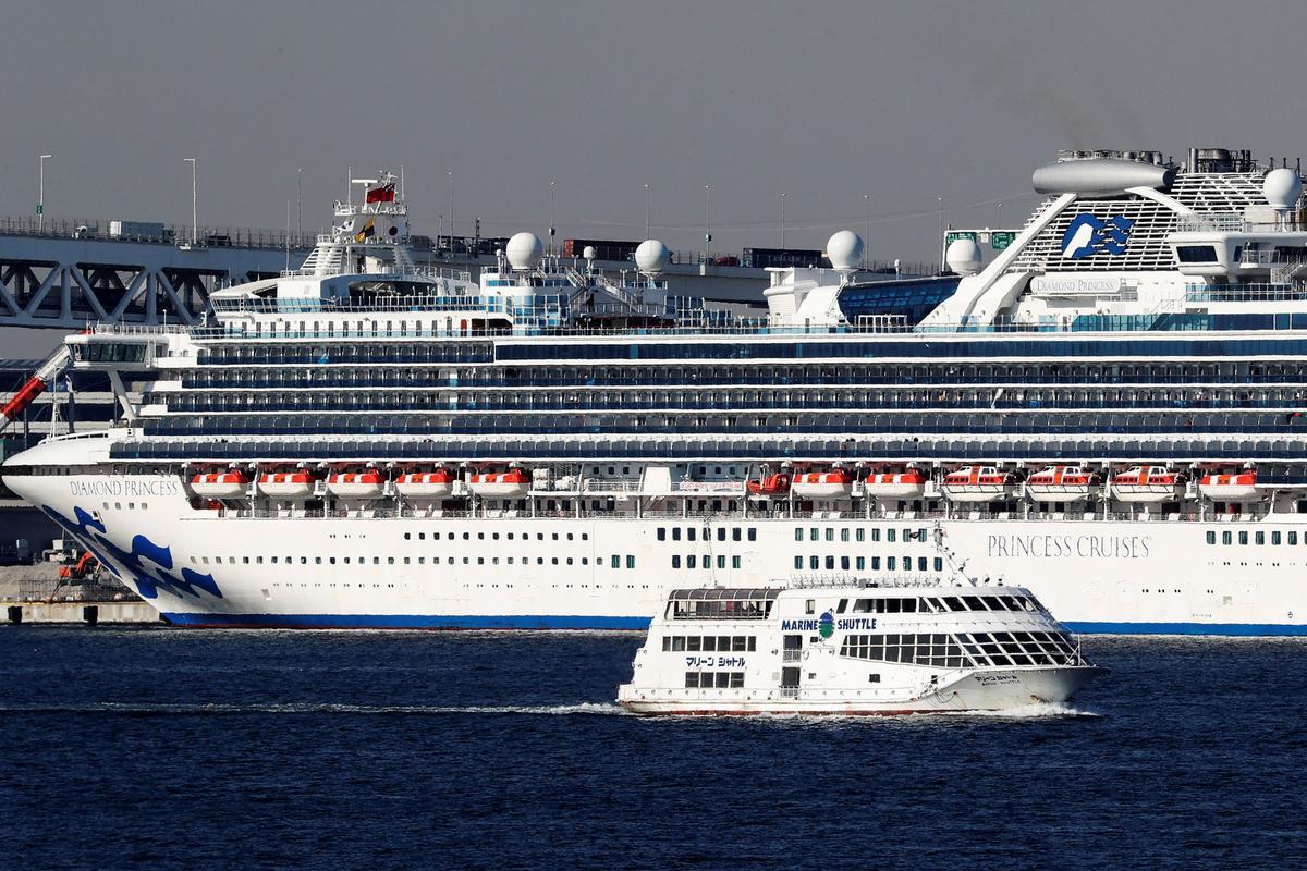 Oscar fever grips cruise ship passengers under coronavirus quarantine