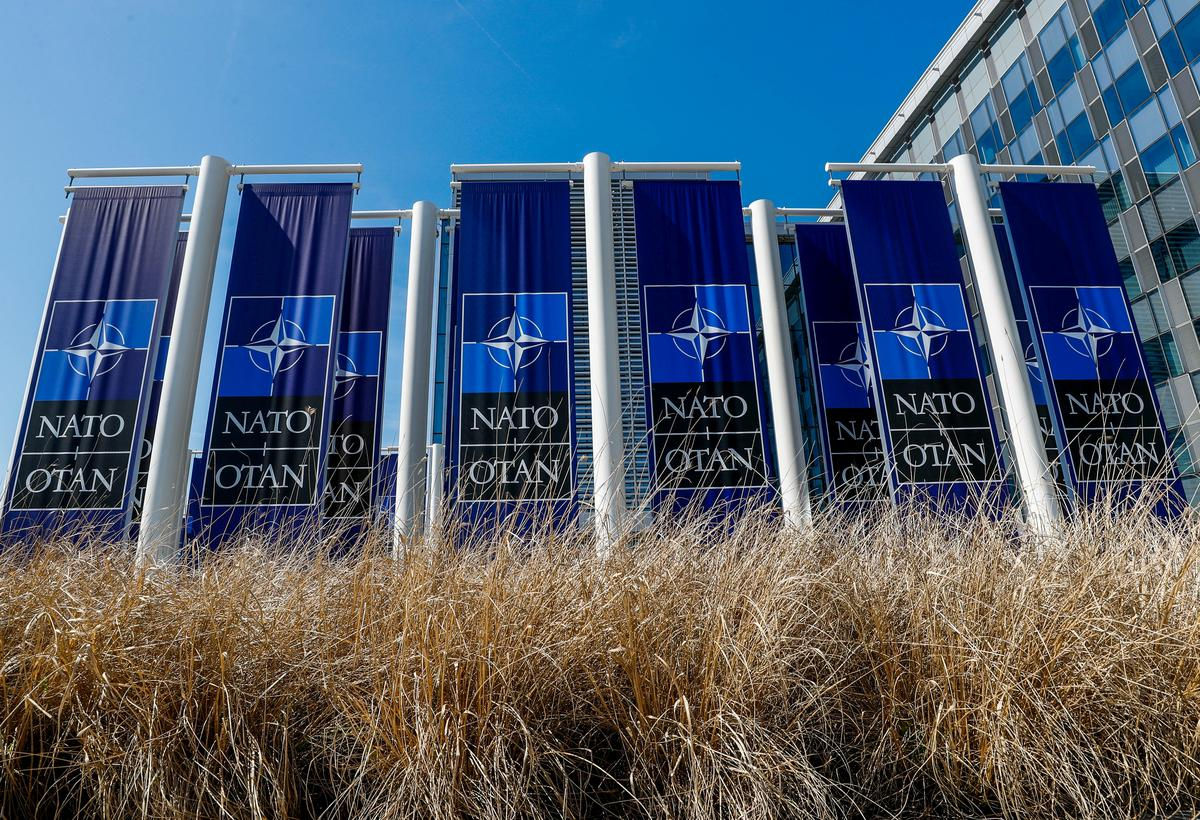 NATO's image worsens sharply in France, United States, study shows