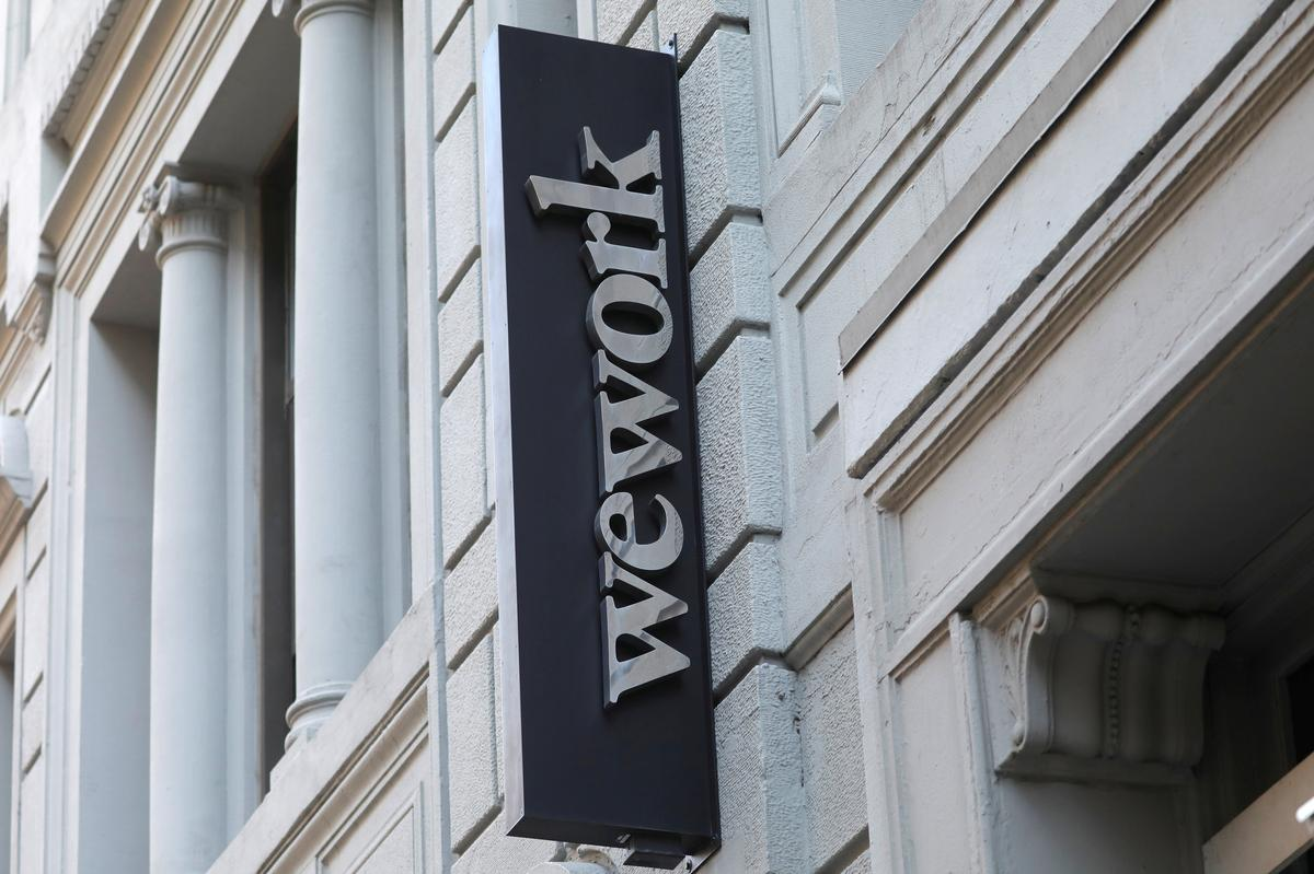 WeWork temporarily closes 100 buildings in China over coronavirus: CNBC