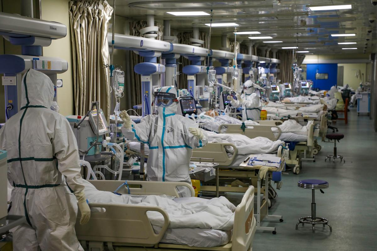 China's Hubei reports 103 new deaths on Feb. 10: health commission