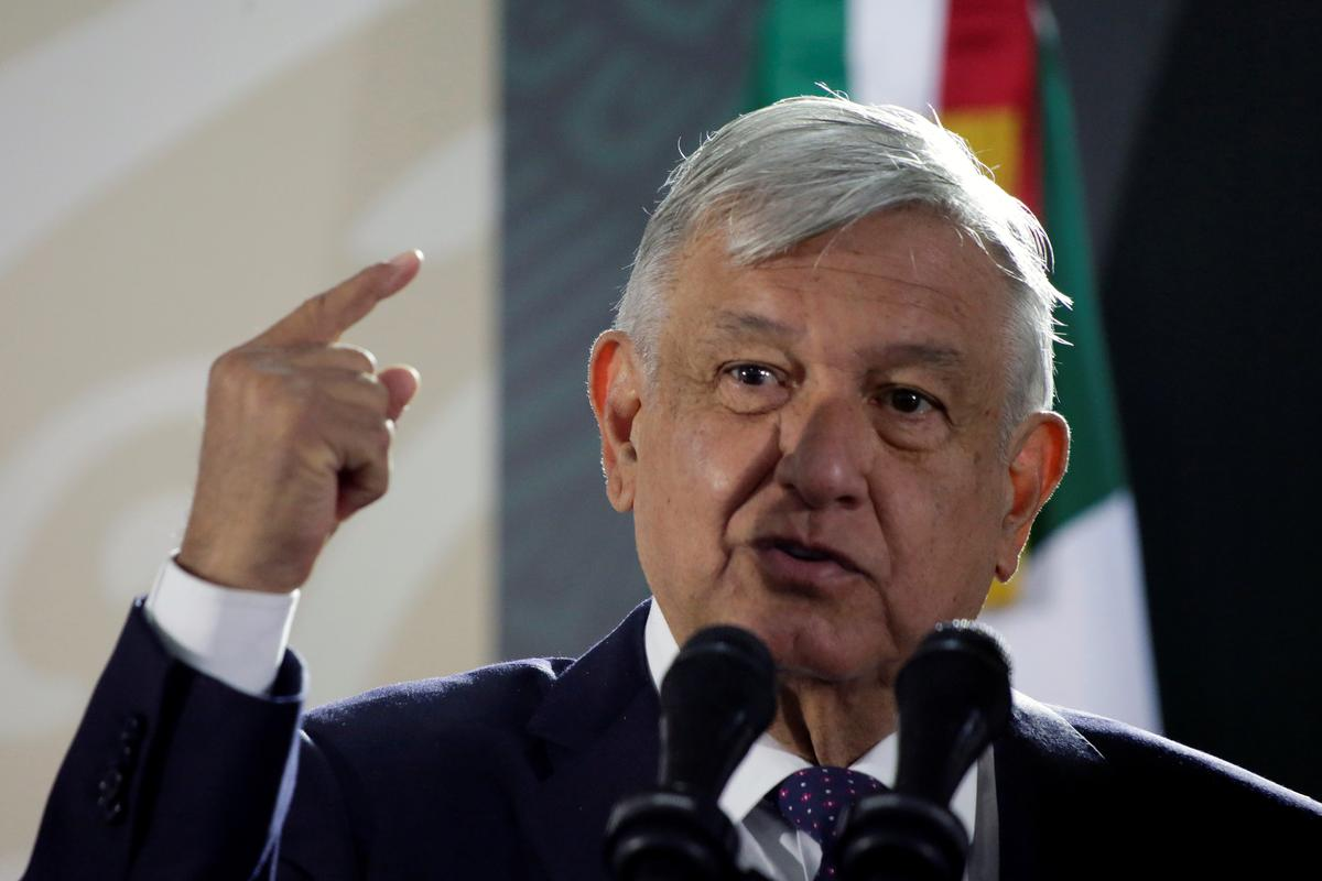 Mexican president intends to send judicial reform proposal to Congress