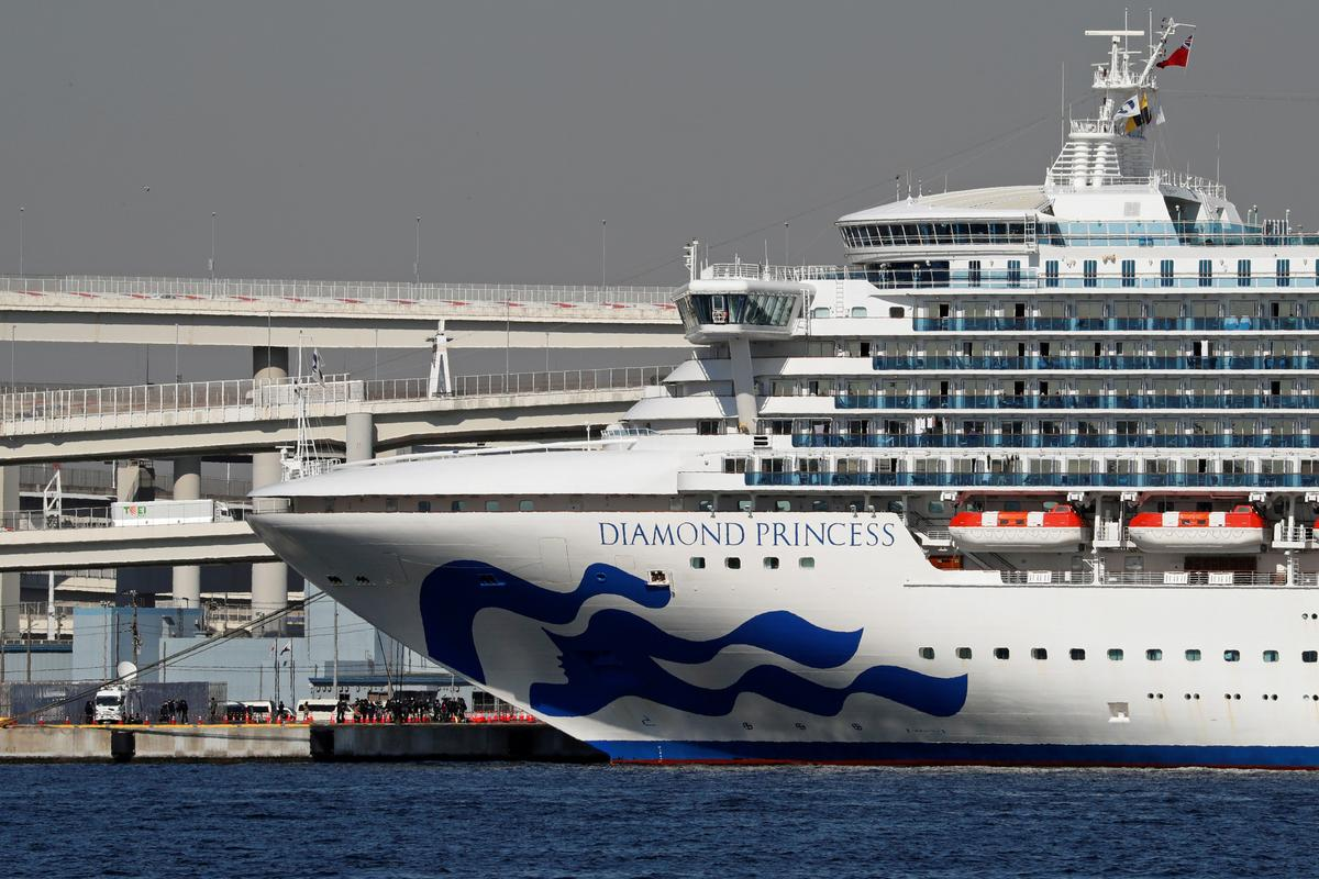 Cruise operator Carnival sees hit to earnings from coronavirus fallout
