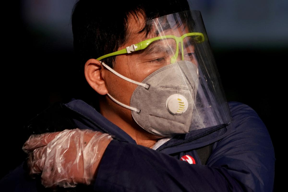 Coronavirus outbreak begins to disrupt booming China drug trials
