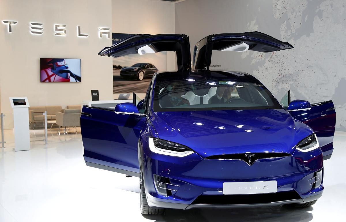 Tesla to recall 3,183 Model X vehicles in China: market regulator