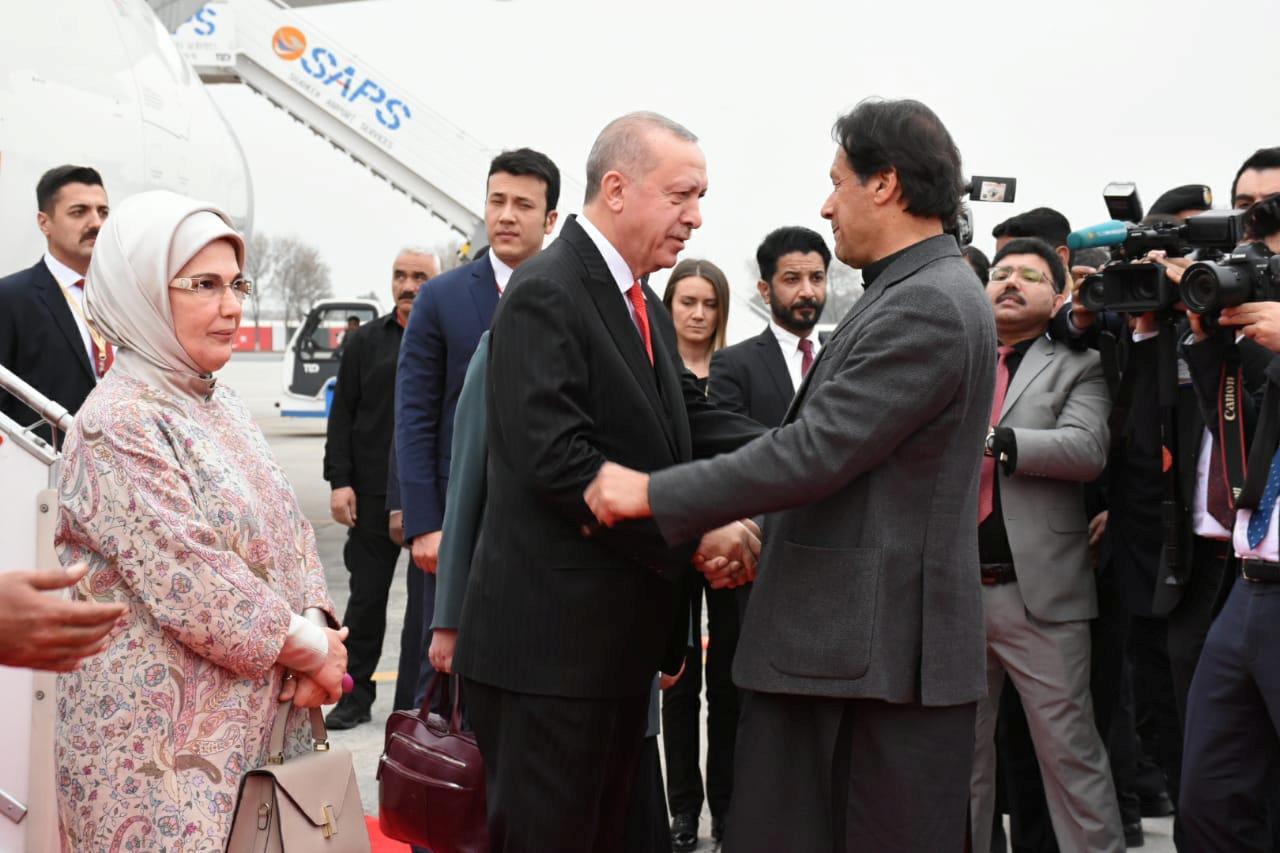 Turkey to oppose Pakistan blacklisting at anti-terrorism finance meet -  Reuters