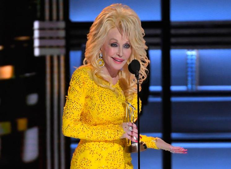 Dolly Parton Says She Turned Down Trump's Medal of Freedom Offer Twice