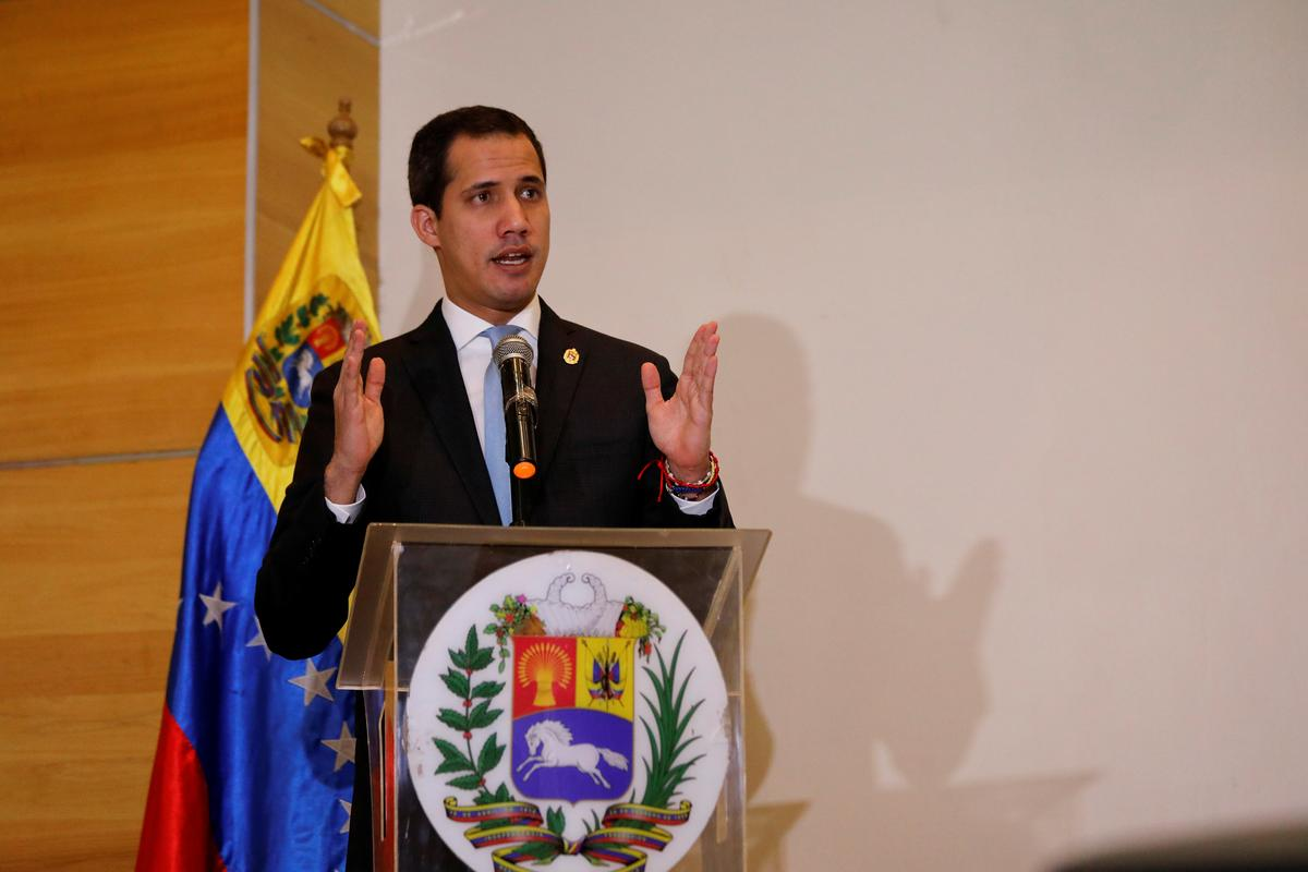 U.S. condemns detention of Venezuela opposition leader Guaido's uncle