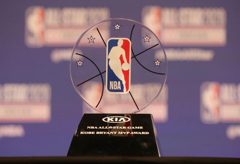 All-Star MVP Award named in honor of Kobe Bryant