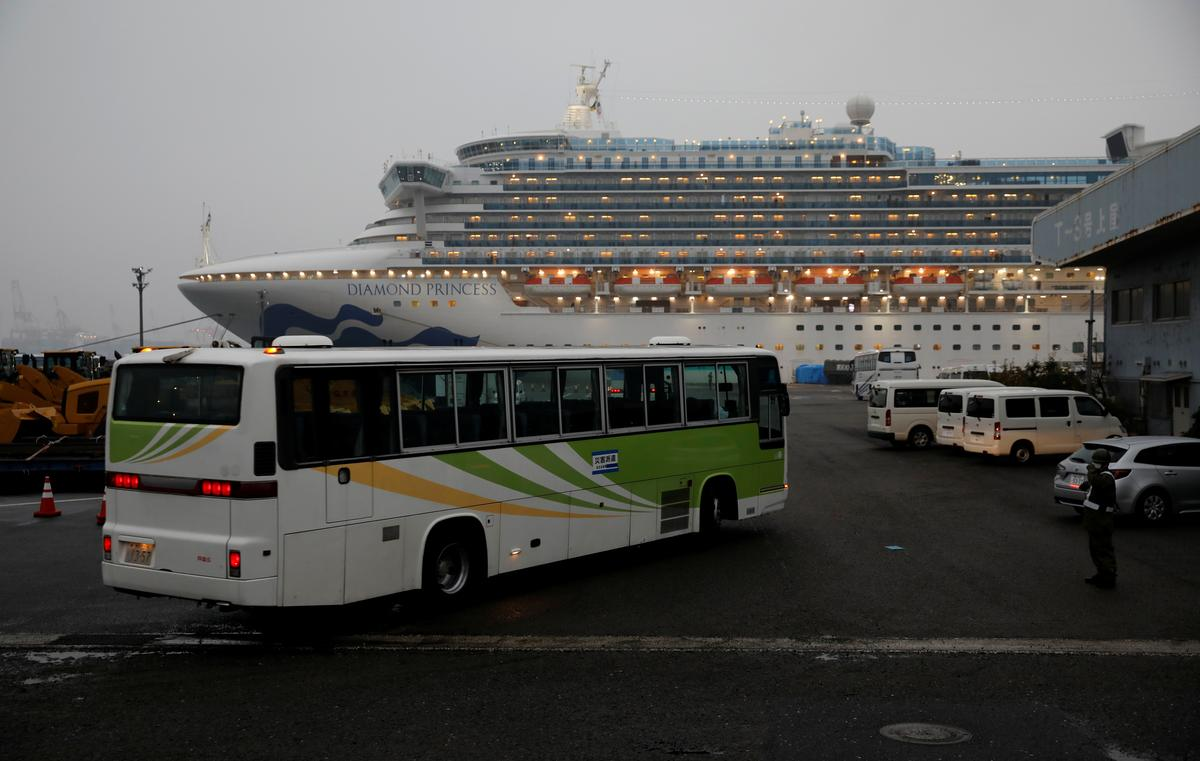 Italy to evacuate 35 nationals from cruise ship quarantined at Japan port