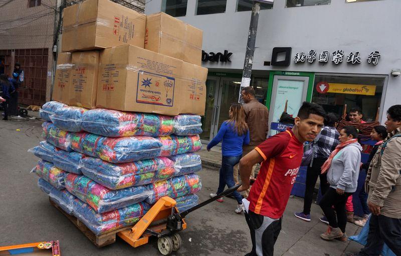 China asegura que comercio con Perú se mantendrá pese al coronavirus