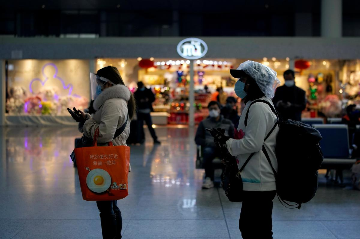 China regulator says epidemic's impact on industry 'major' in February