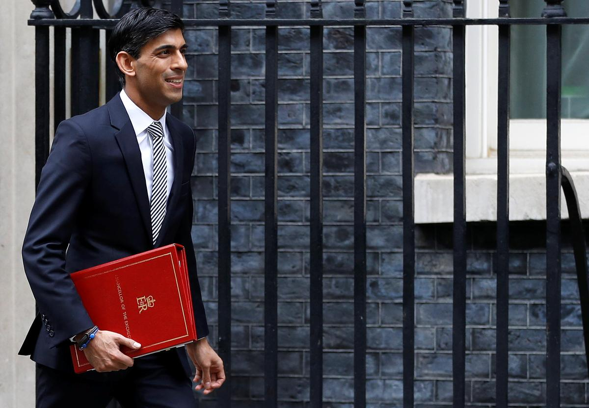 Britain's new finance minister keeps March 11 budget date