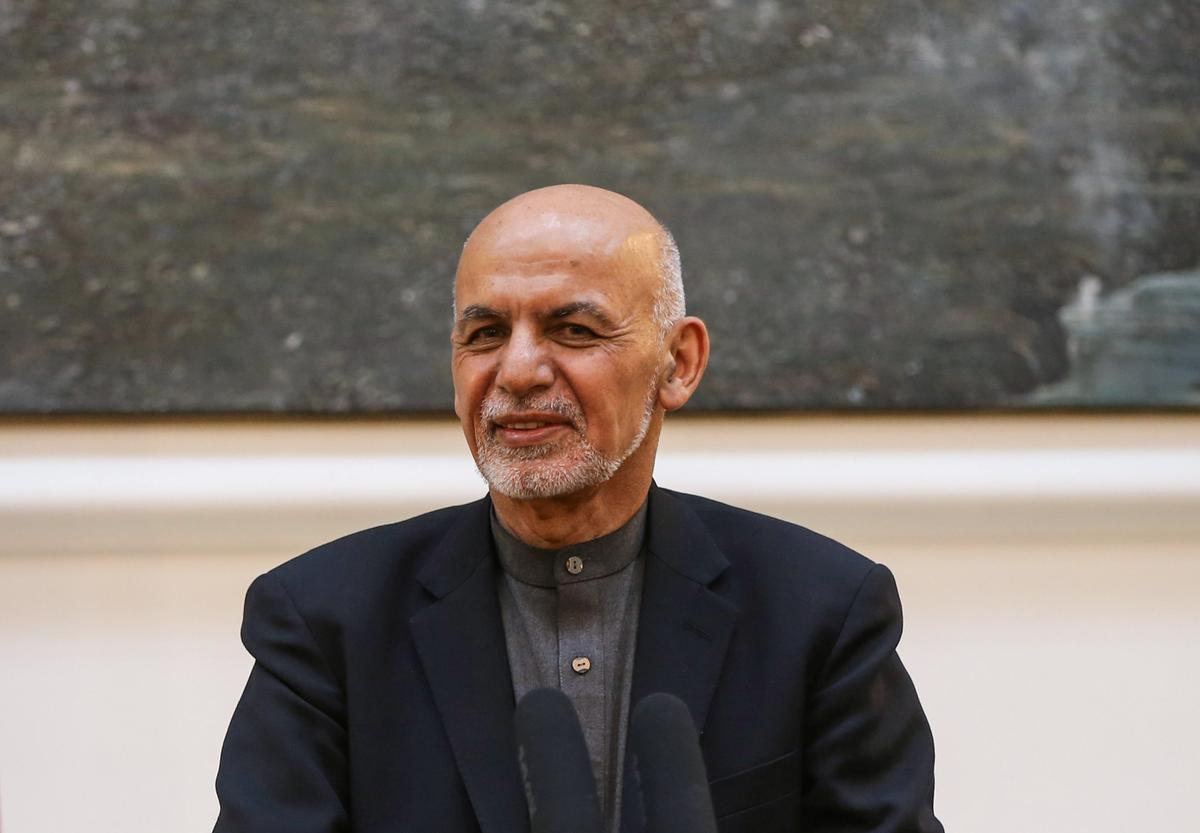 Ghani named winner of disputed Afghan poll, rival also claims victory
